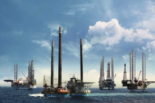 ADES International - Offshore jack up rigs for oil production